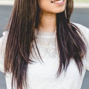 predlzene vlasy asian style